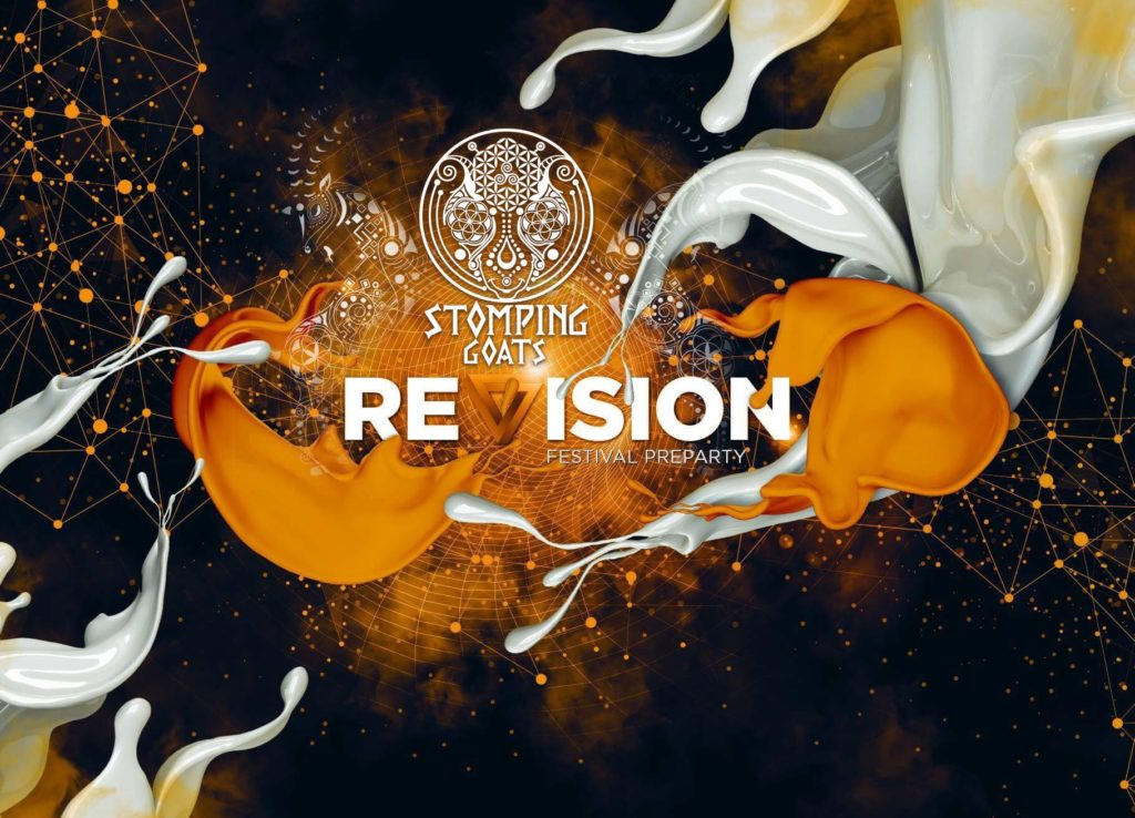 Stomping Goats - Revision Festival Preparty 2017
